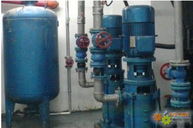介绍恒压供水控制系统配置和控制工艺
