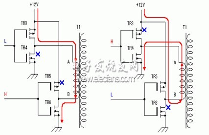 自制mos场效应管逆变器的解决方案