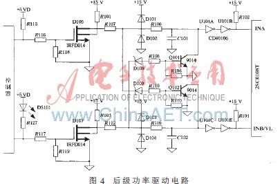 所有故障状态均通过故障信号调理电路上报控制器.