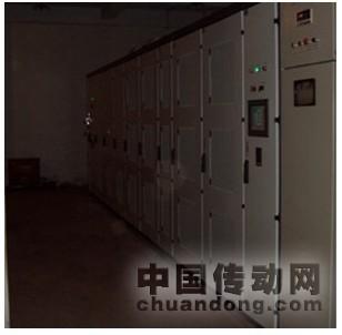 高压变频器在河北永洋钢铁厂除尘风机的应用