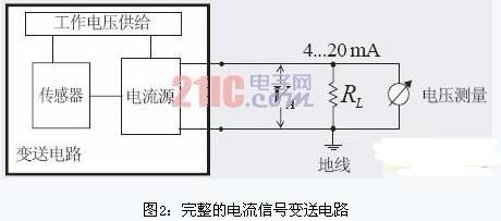 电压电流变送集成电路am462原理及应用