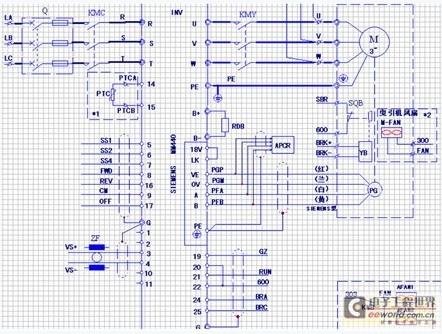 变频器在电梯控制系统中的应用