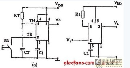 555集成电路作定时器应用设计