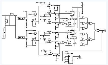 全关断检测电路原理图