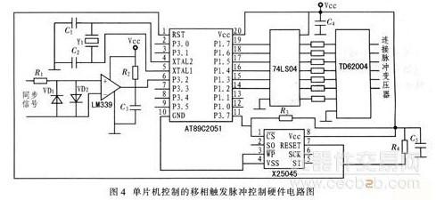 触发器硬件电路设计