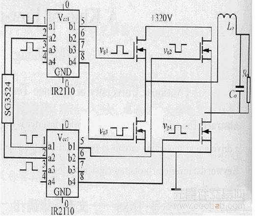 自举电容电压达到8.