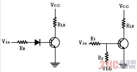 一种三极管开关电路设计
