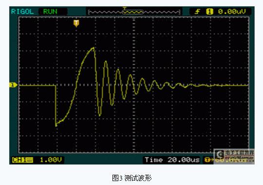 当前位置:首页> 器电类> 数字示波器在匝间短路测试中的运用详解