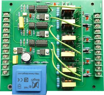 hdp1021b接线方法