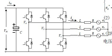 三相光伏逆变器主电路