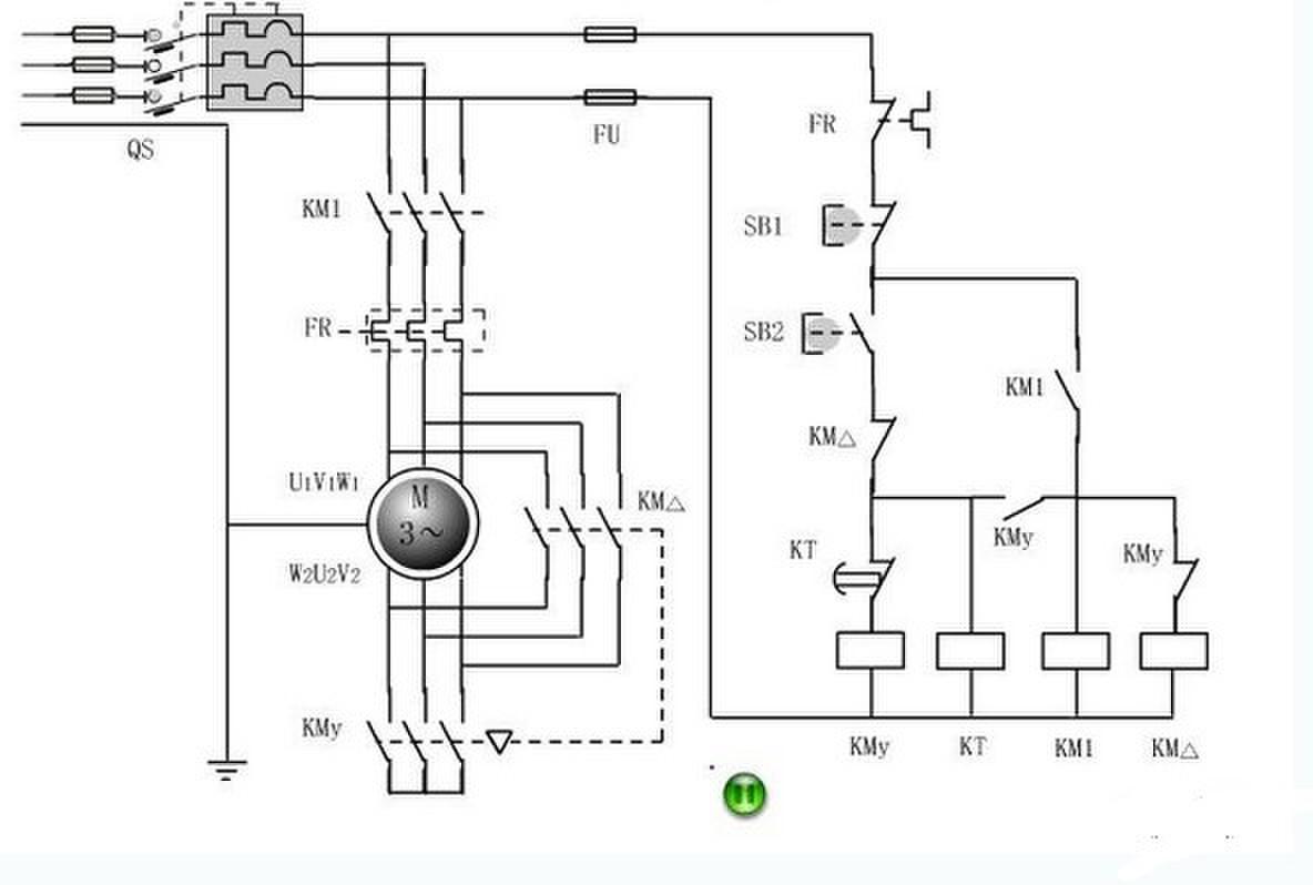 什么情况要用星三角启动电机?降压启动有哪些?