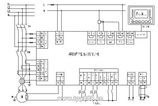 摘要:本文介绍安科瑞电气有限公司ARD智能电动机控制器,在低压电动机控制、保护、测量、通讯等方面的最新解决方案,供工程设计中参考。   关键词:低压电动机 智能控制 保护测量 通讯 现场总线   一、概述:   随着工业自动化水平的提高及各行业电动机应用的增多,单机容量的增大,这一数量庞大的电动机,按电压等级可分为10kV电动机、6kV电动机、380V电动机,按重要性可分为1类负荷、2类负荷、3类负荷,按容量可分为大型电动机、中型电动机、小型电动机。   单纯的依赖DCS系统,或PLC控制系统,仅能完